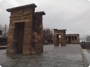 West Park and Debod Temple