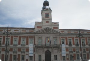 Puerta Del Sol Madrid Tourist Attractions