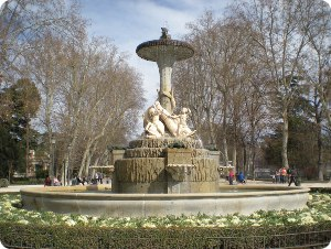 Retiro Fountain